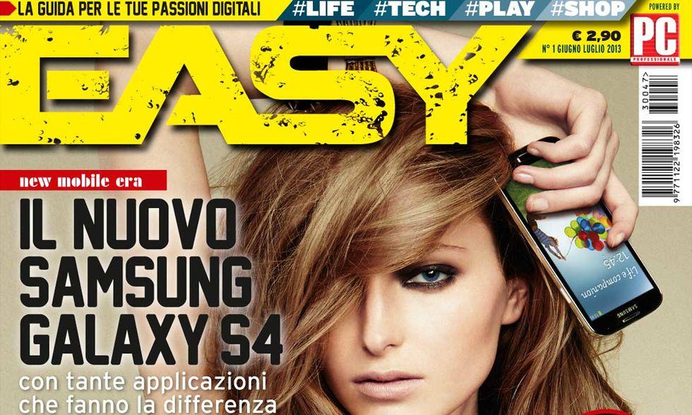 Easy, in edicola la nuova guida per le passioni digitali