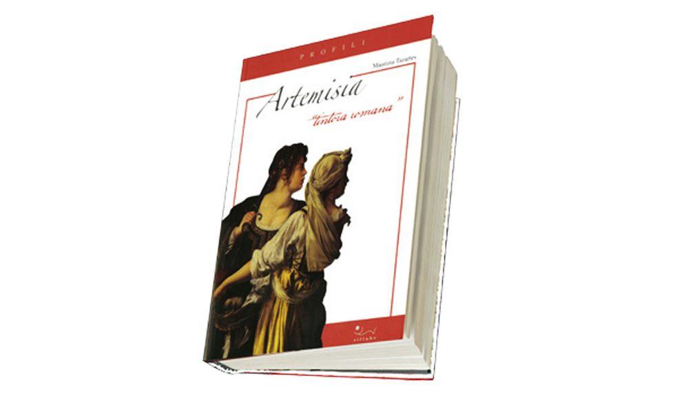 """Artemisia, tintora romana"" di Maurizia Tazartes"