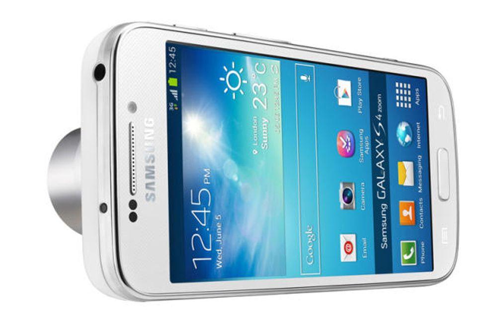 Samsung Galaxy S4 Zoom: smartphone o fotocamera?
