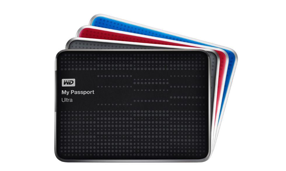 Western Digital My Passport Ultra: l'hard disk portatile si sposa con Dropbox