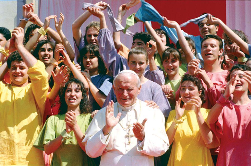 Wojtyla verso la canonizzazione