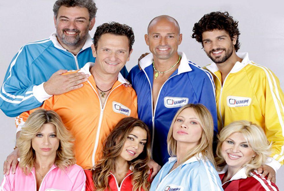 Ascolti 18/06: i tuffi di Canale 5 battono Rai 1 e Ballarò