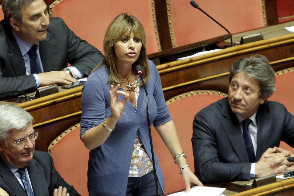 """Alessandra Mussolini: """"Con Marchini arriviamo al ballottaggio"""""""