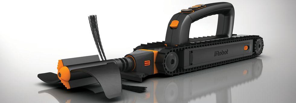Looj 330: il robot di iRobot per le grondaie