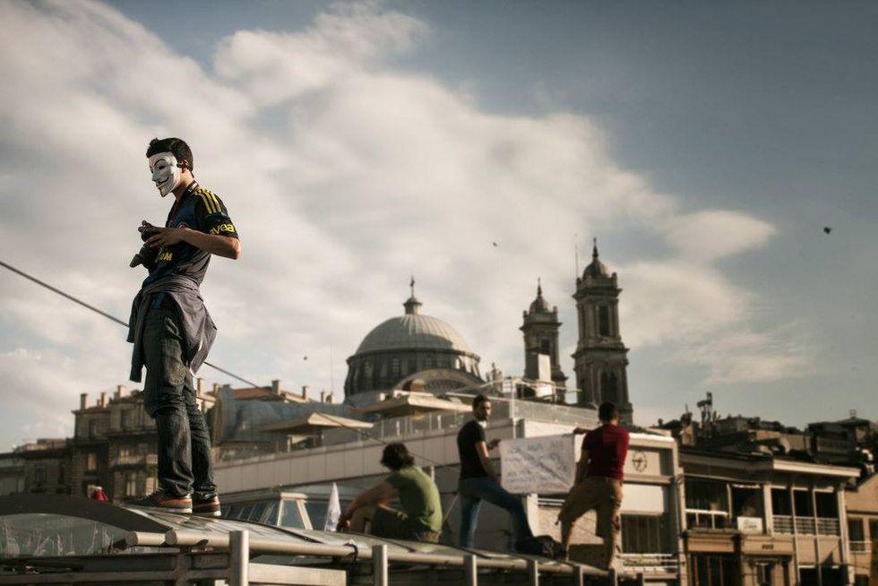 Il ritratto della generazione Gezi Park