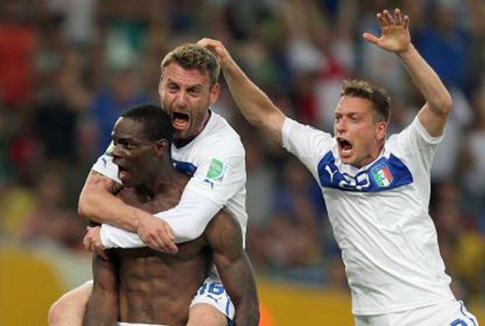 Ascolti 16/06: Balotelli senza maglia fa impennare lo share