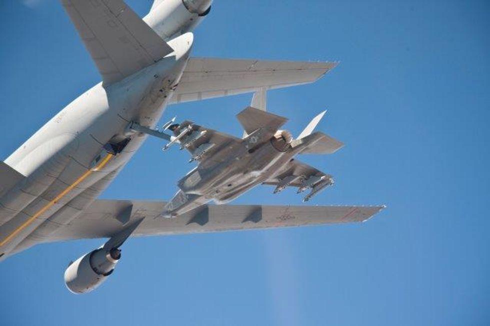 La battaglia (ideologica) per l'F-35