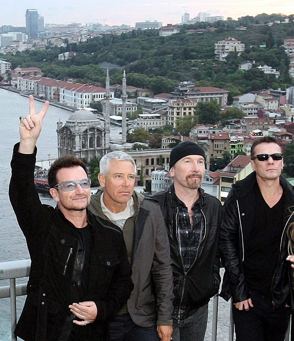Il ritorno degli U2 viaggia su Twitter