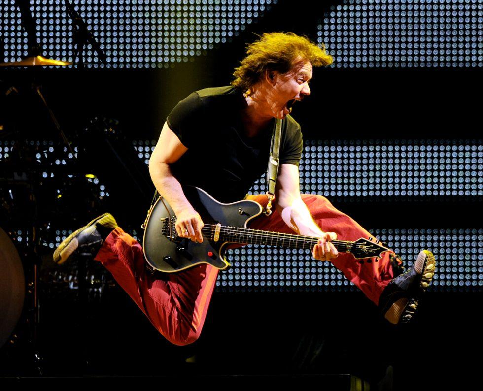 Ricette Rock: tagliatelle vongole e bottarga alla Van Halen