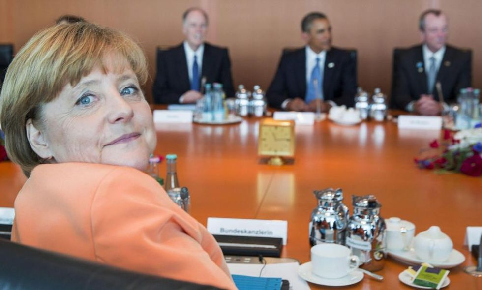 Perché la Merkel ora ci sorride