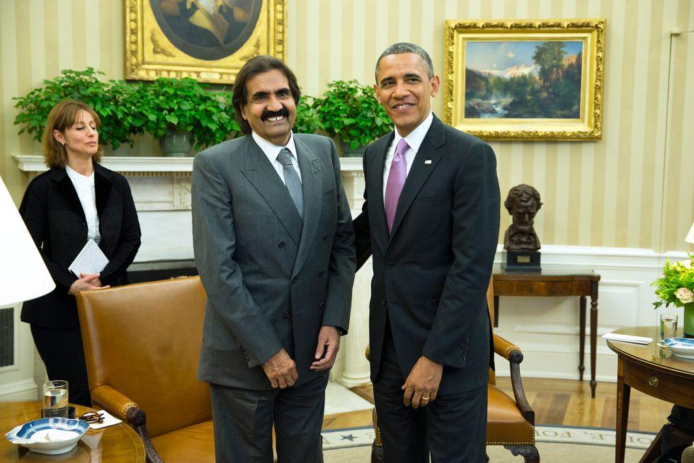 Si dimette Khalifa al-Thani, l'emiro del Qatar