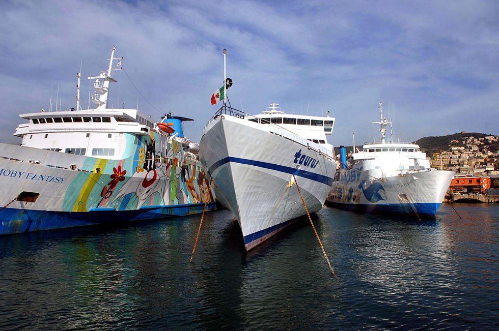Traghetto per la Sardegna? Quasi quasi vado in Croazia