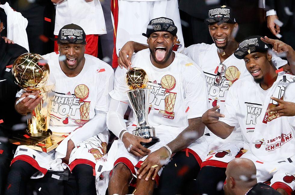 """Miami campione NBA. Flavio Tranquillo: """"La consacrazione di LeBron"""""""