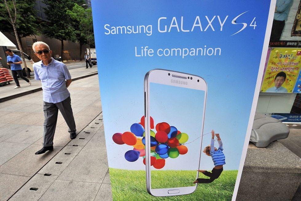 Samsung batte Apple e Microsoft... in pubblicità