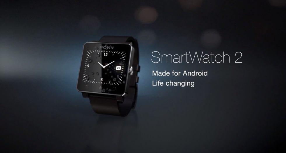 Sony SmartWatch 2: i 5 motivi per cui potrà competere con Pebble e iWatch