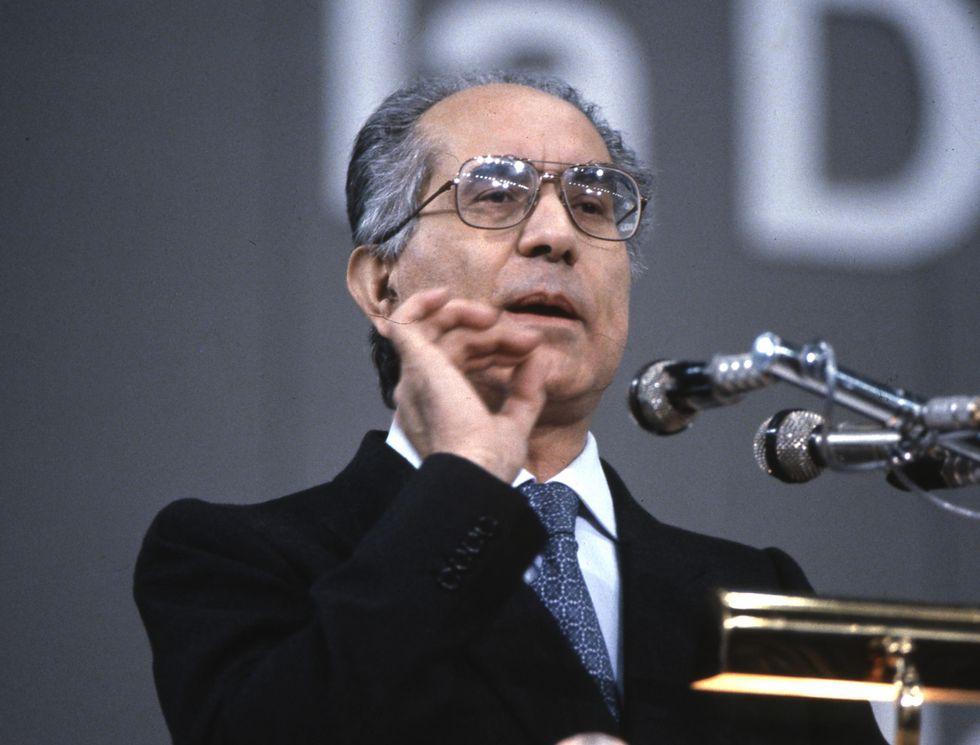 Morto Emilio Colombo, l'ultimo padre costituente