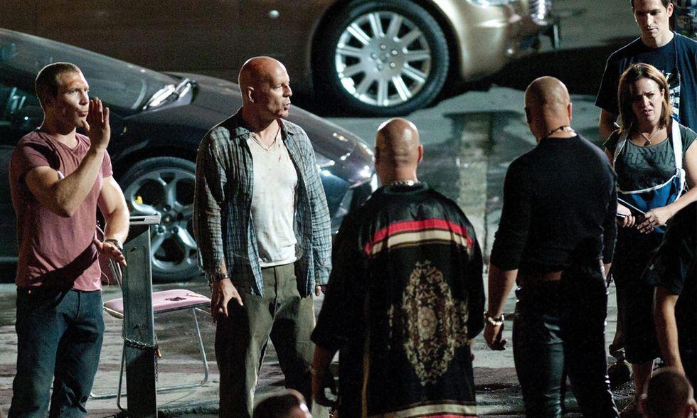 Dvd in edicola con Panorama: Die Hard - Un buon giorno per morire