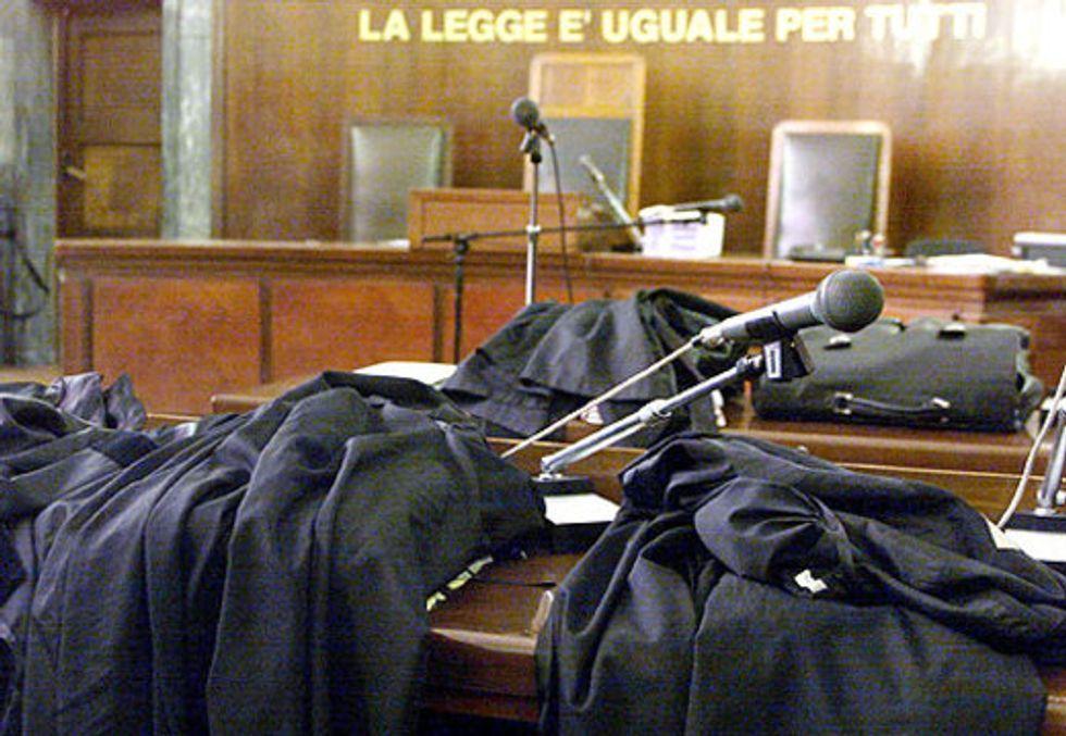 In Italia l'omicidio è uguale alla concussione