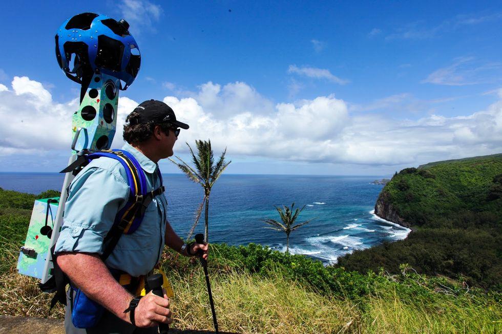 Google Maps, cercasi escursionisti per migliorare Street View