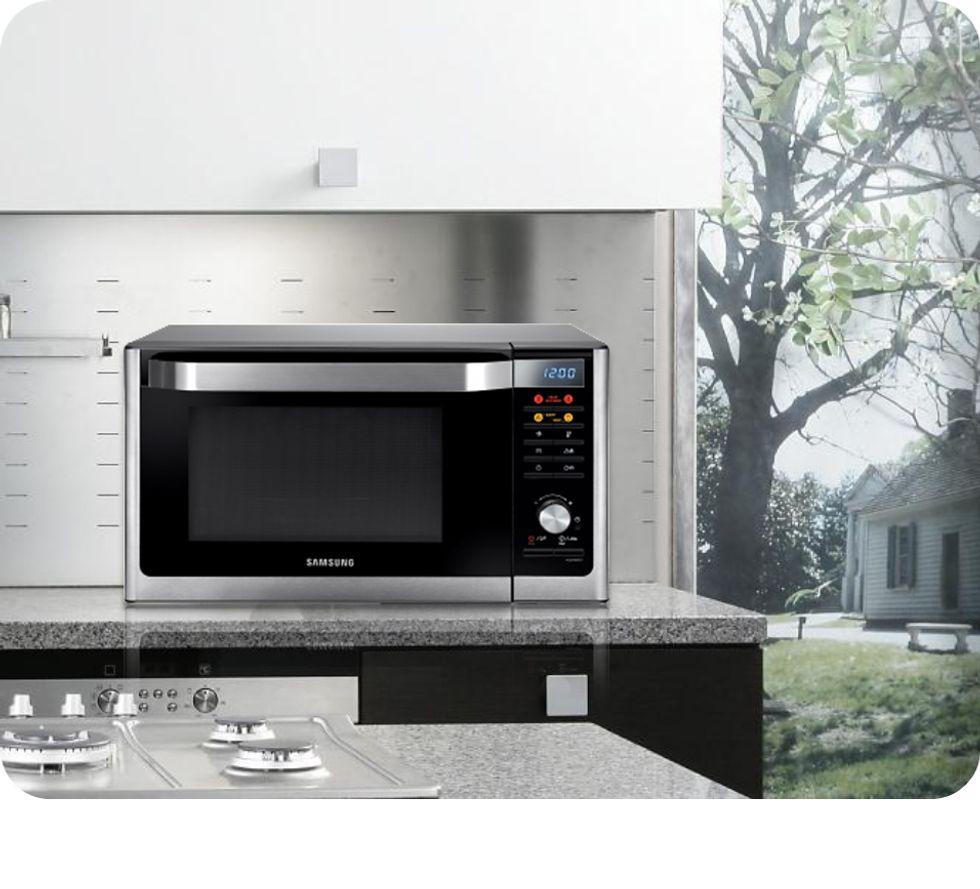 Smart Oven: il microonde di Samsung attento alla salute