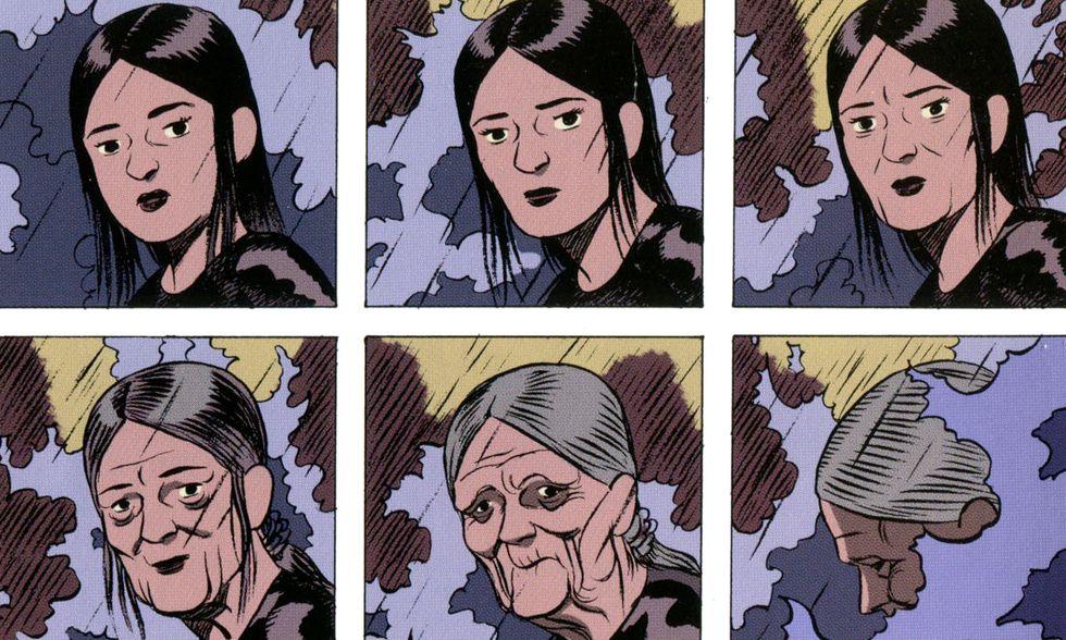 I libri a fumetti più belli del 2016