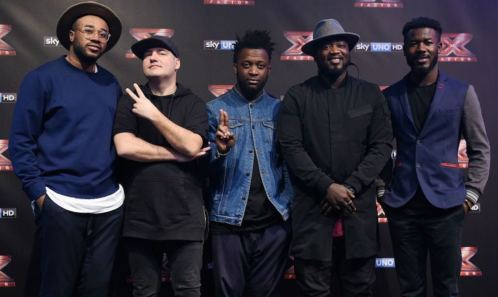 I Soul System, vincitori di X Factor 10
