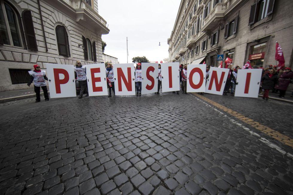 Le pensioni eterne