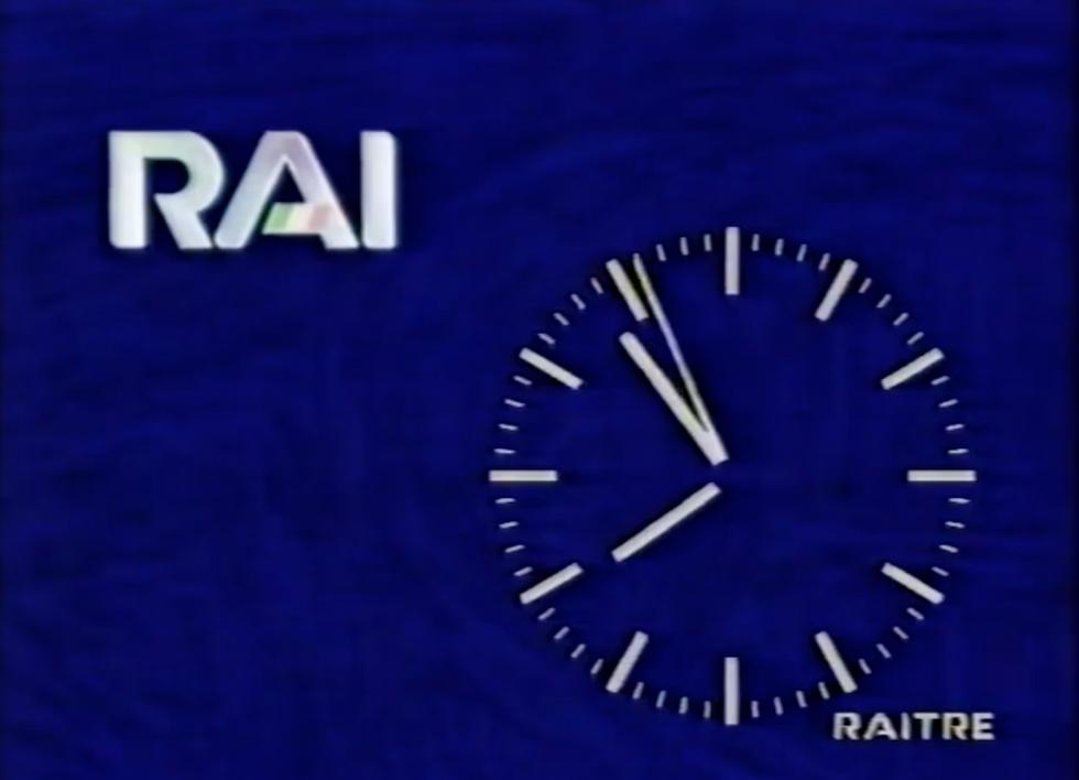 segnale orario Rai