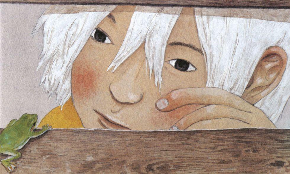 'Sunny' di Taiyo Matsumoto