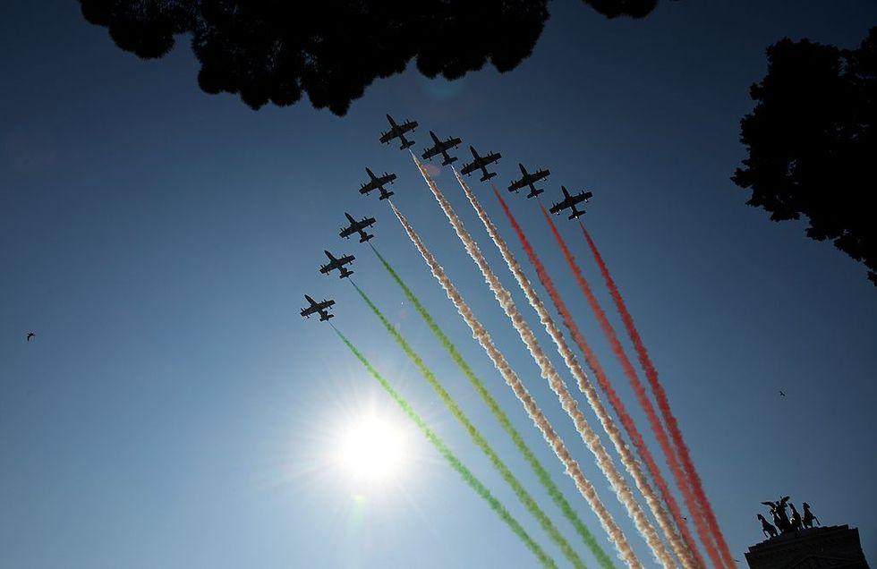 Celebrating the 70th birthday of the Italian Republic