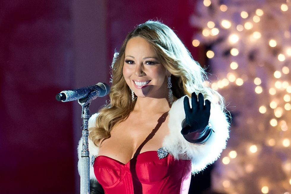 "Mariah Carey: com'è nata la hit ""All I want for Christmas is you"""