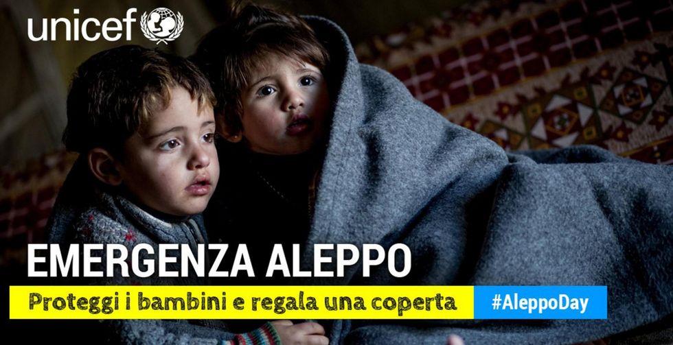 Come aiutare i bambini di Aleppo che rischiano di morire