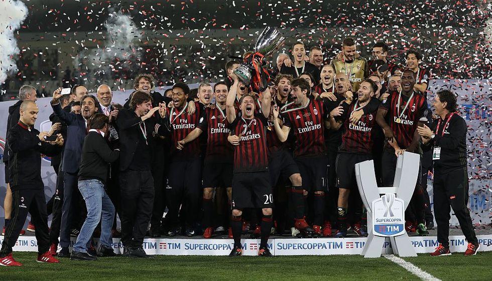 milan juventus precedenti derby italia
