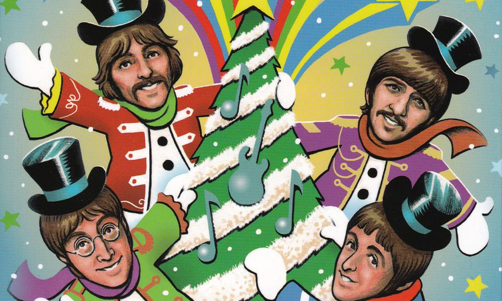 Renzo Stefanel, Franco Zanetti, 'Il Natale dei Beatles'