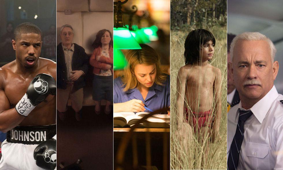 I 10 film americani più belli del 2016