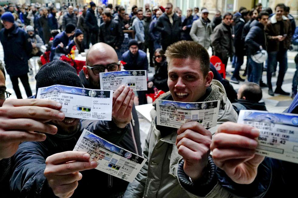 Napoli - Real Madrid