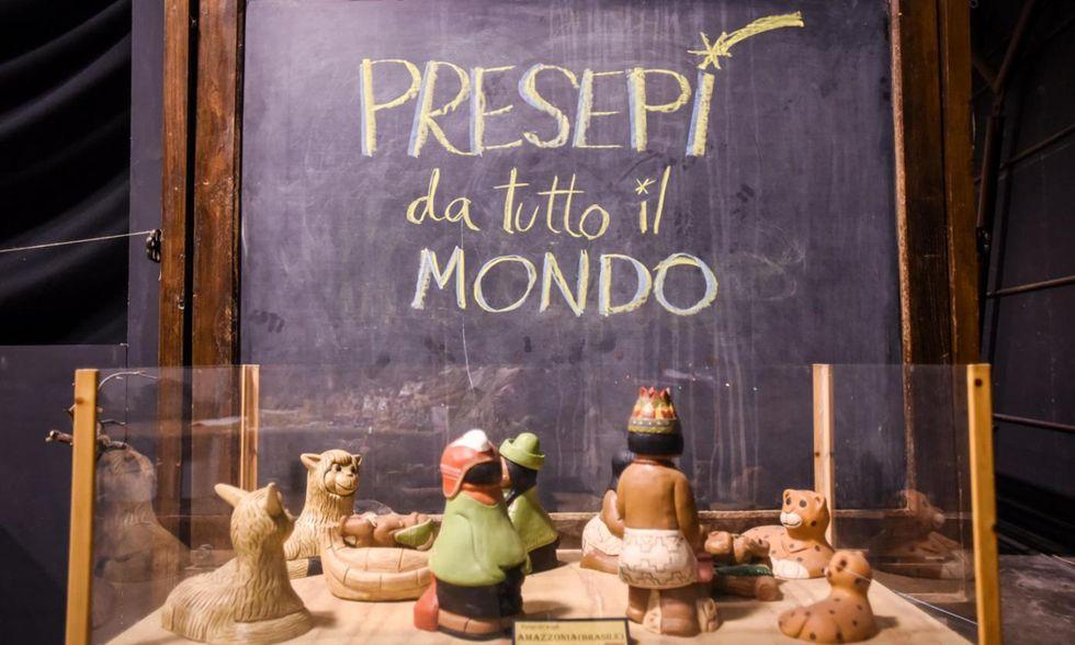 Presepi dal mondo in mostra a Milano