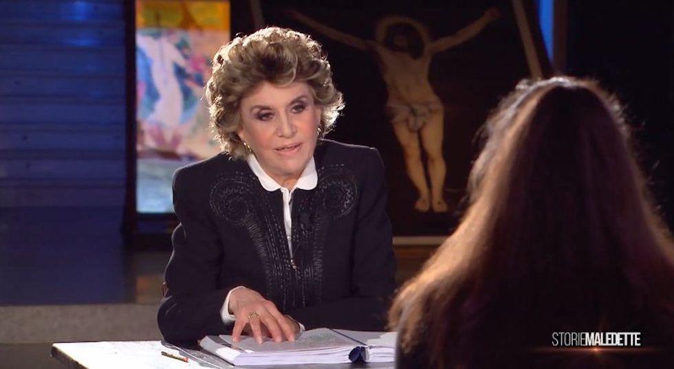 Franca Leosini Storie Maledette