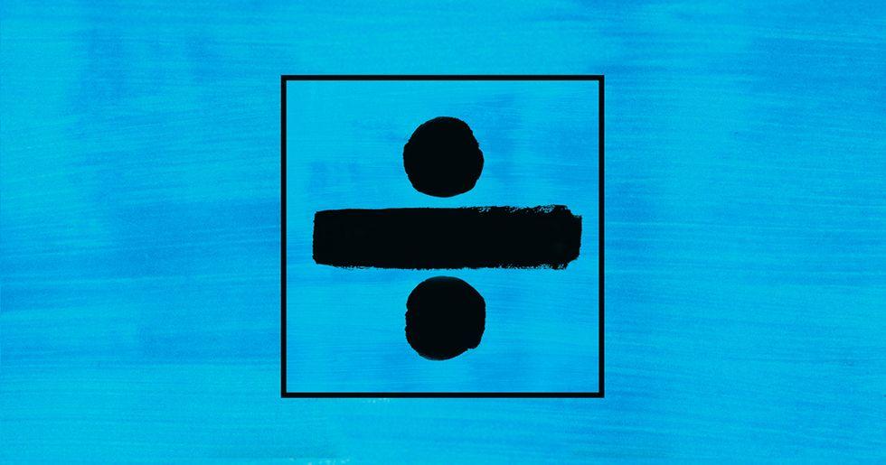 "Ed Sheeran: la tracklist del nuovo album ""÷"""