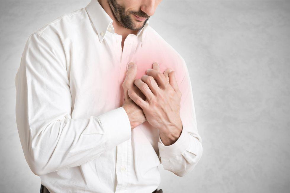 Ecco come lo stress può provocare l'infarto
