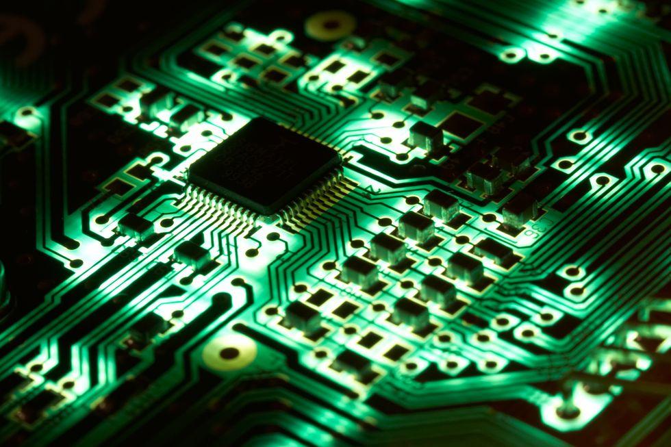 silicio semiconduttori