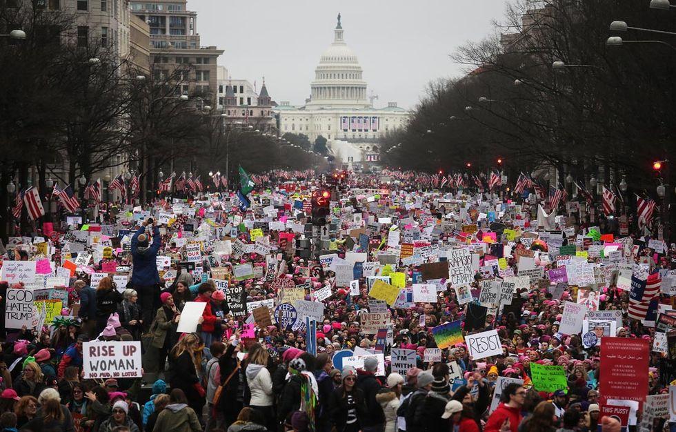 trump-manifestazioni