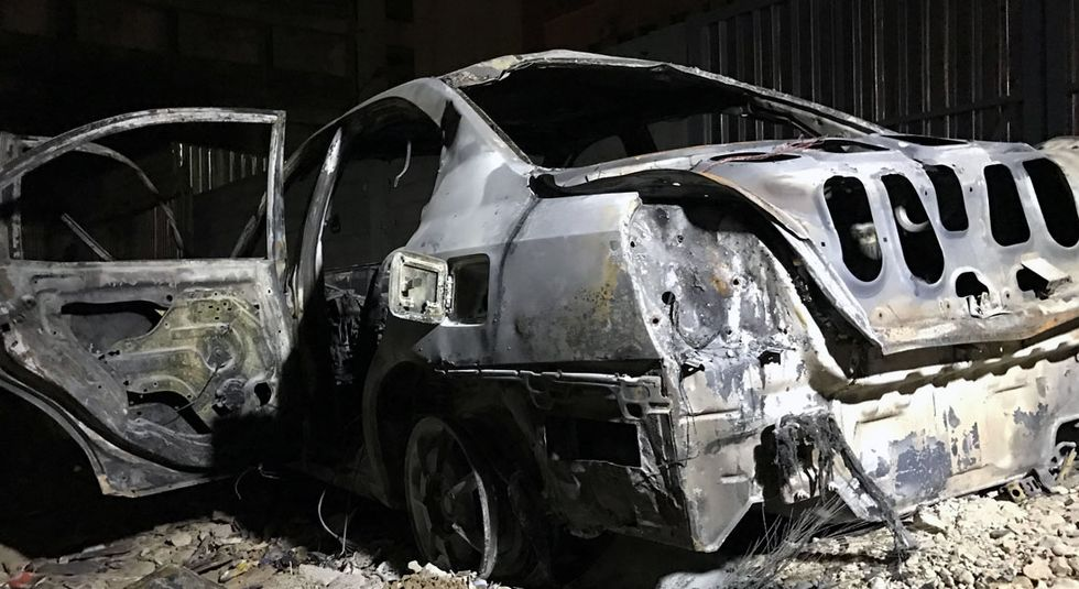 La bomba all'ambasciata italiana a Tripoli