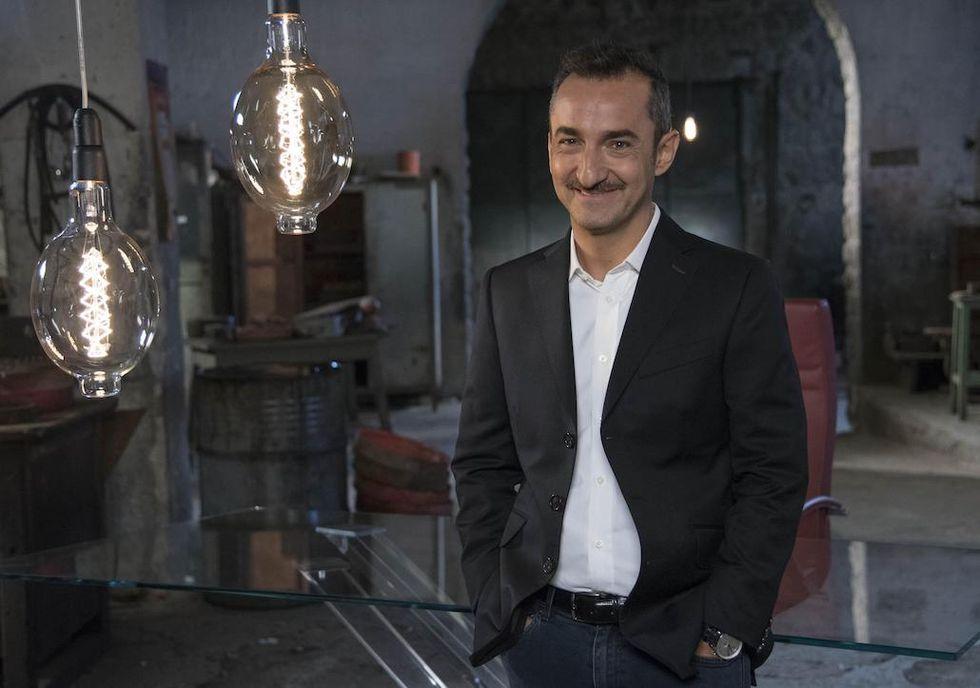Un boss in incognito Nicola Savino