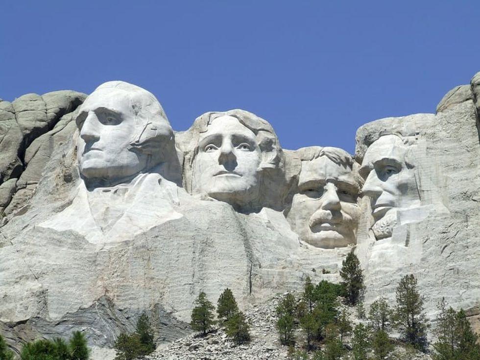 Mr. President: quarantacinque ritratti presidenziali