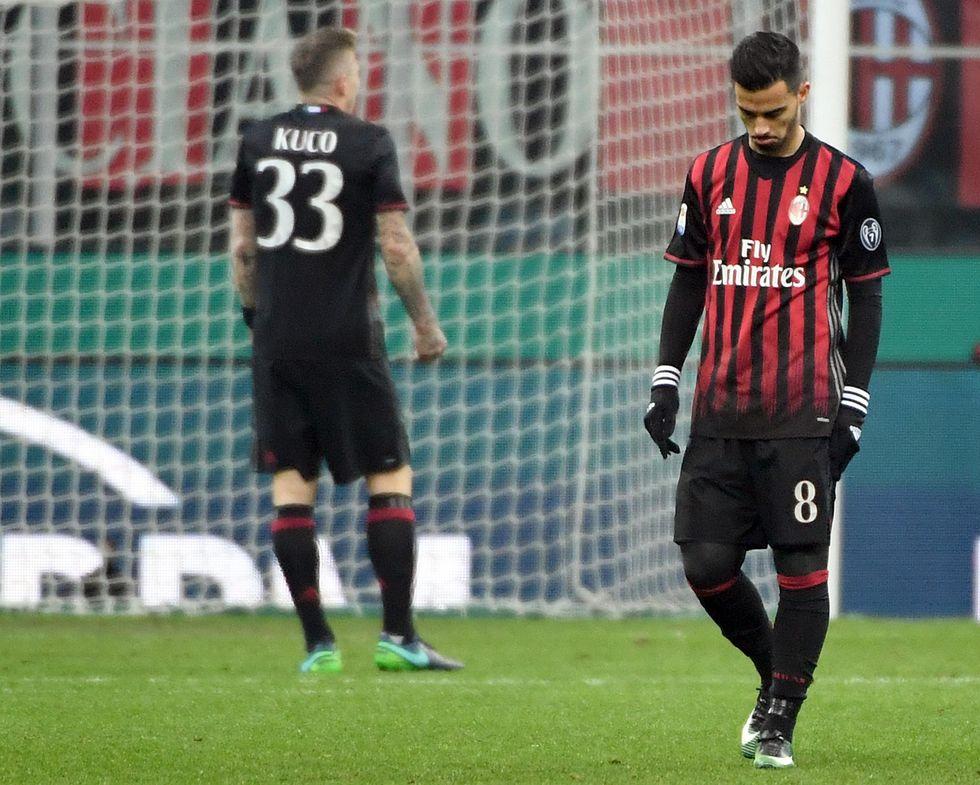 Milan: rimonta o sconfitta. Questo il problema di Montella