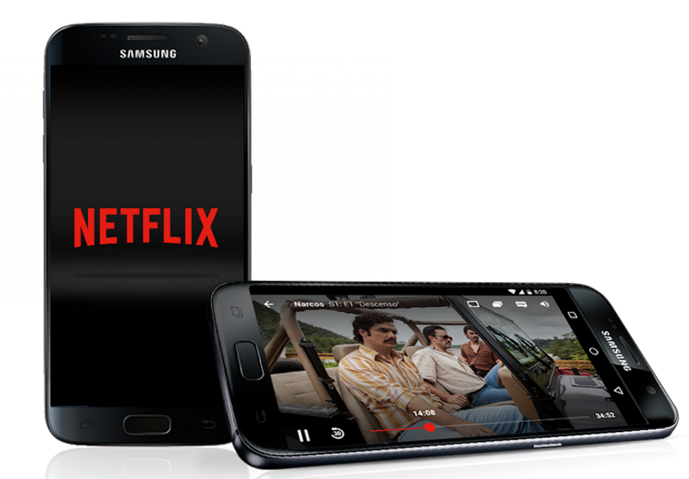 Netflix: come salvare film e video sulla memoria esterna microSD