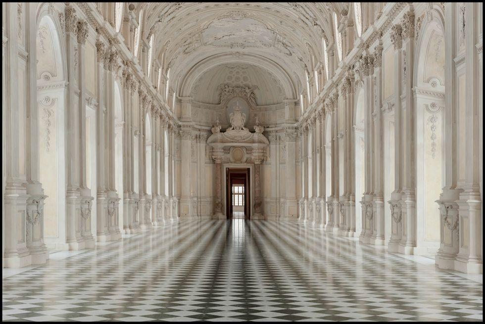 Venaria Reale: La Galleria Grande