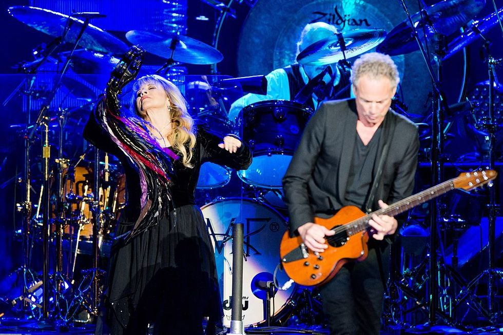 Fleetwood Mac: Rumors, il capolavoro compie quarant'anni