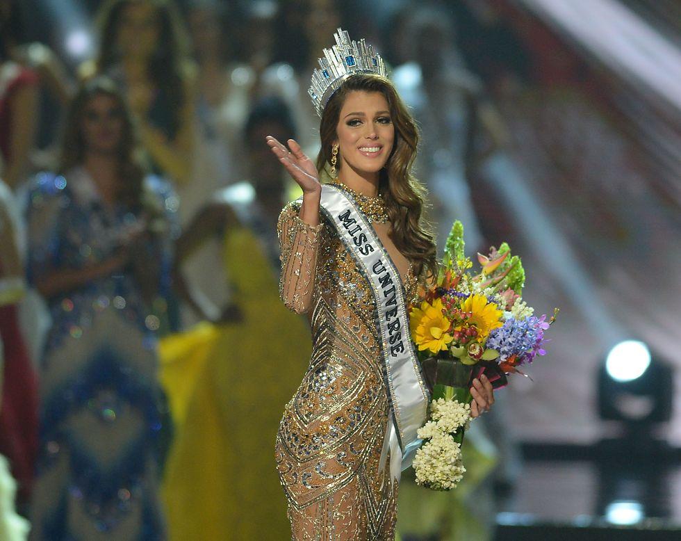 Iris Mittenaere è Miss Universo 2016